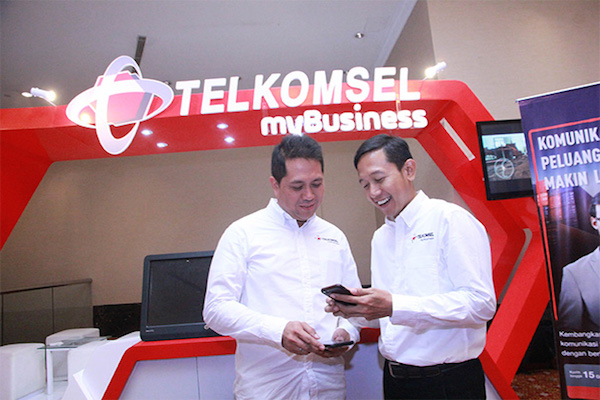 mybusiness-telkomsel