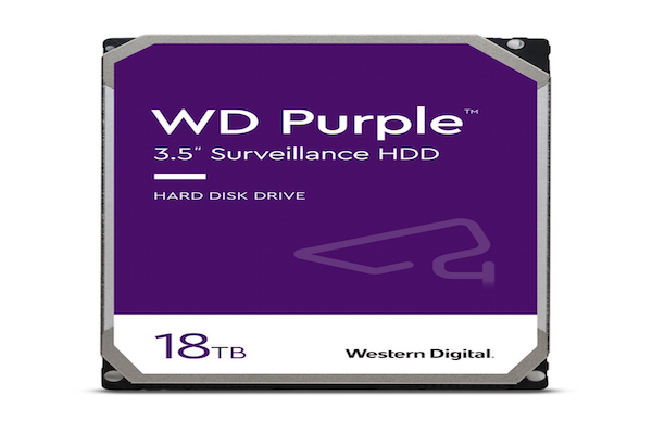 Western Digital Luncurkan WD Purple, Sistem Perekaman